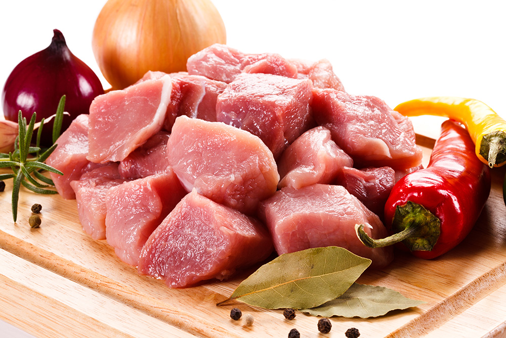 vente de viande en direct